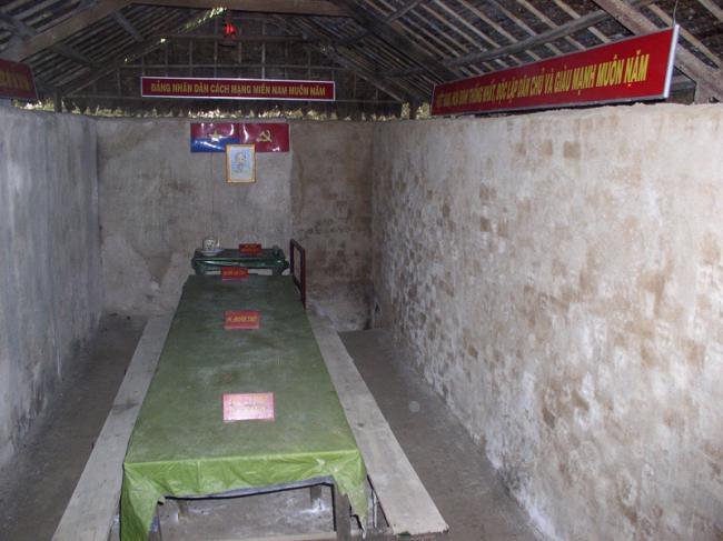 0 7aaf3 f6759fa6 orig Тоннели и ловушки вьетнамских партизан