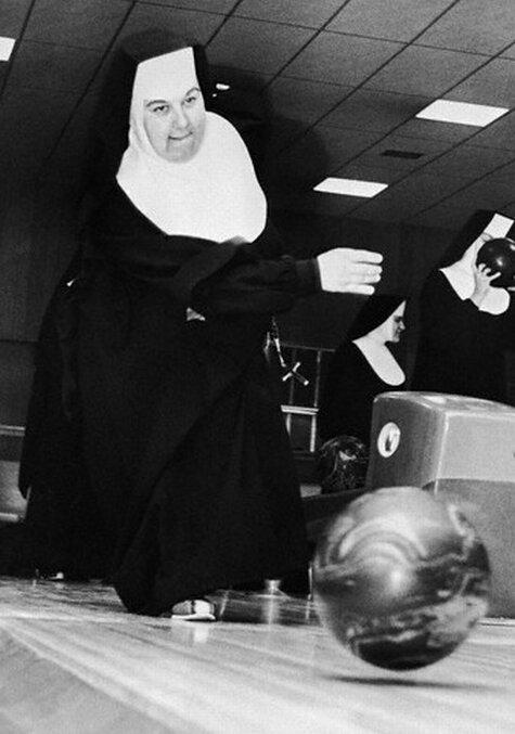 Nuns Bowling