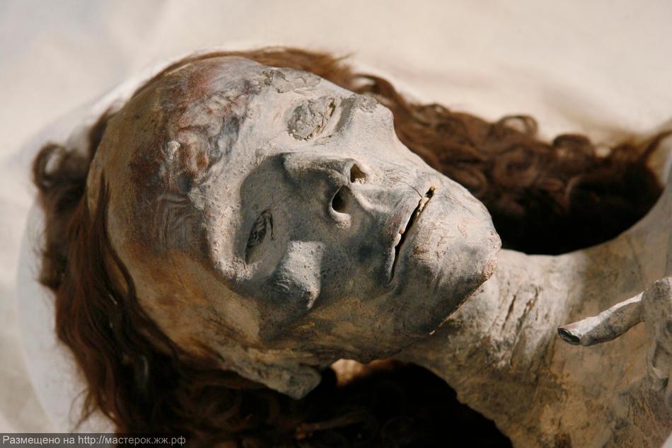 Mideast Egypt King Tut