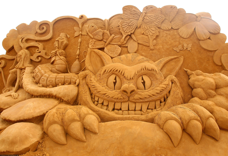 International Sand Sculpting Artists Open Annual Exhibition
