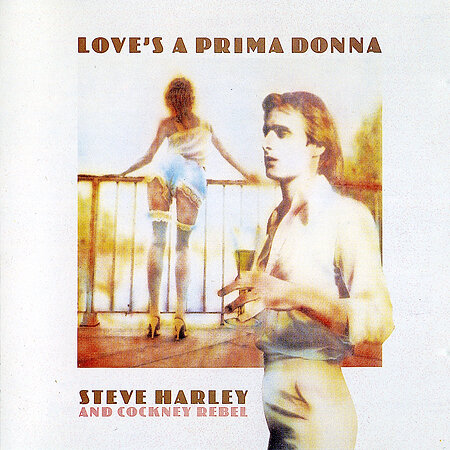 Steve Harley and Cockney Rebel - Love's a Prima Donna (1976) FLAC