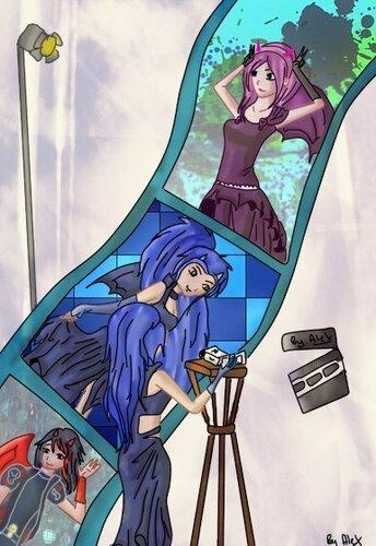"""Поклонницы винкс и аниме, уделите немного внимания ^^"""""""