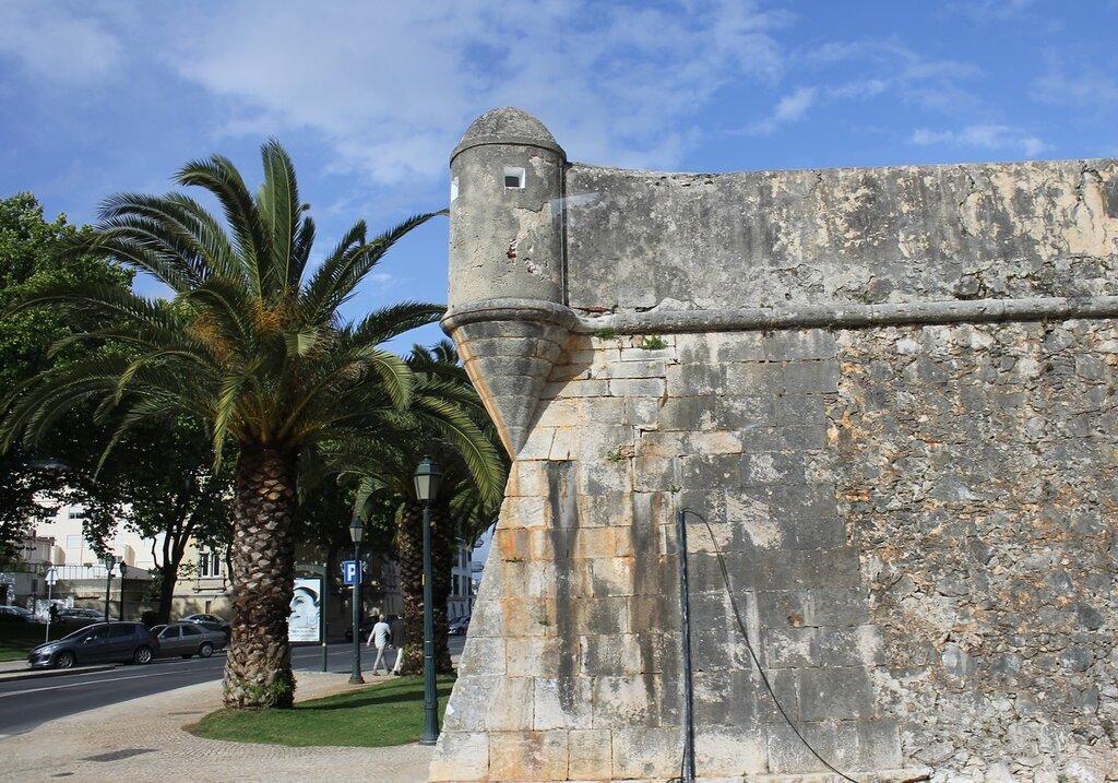 Крепость Кашкайш. Cidadela de Cascais