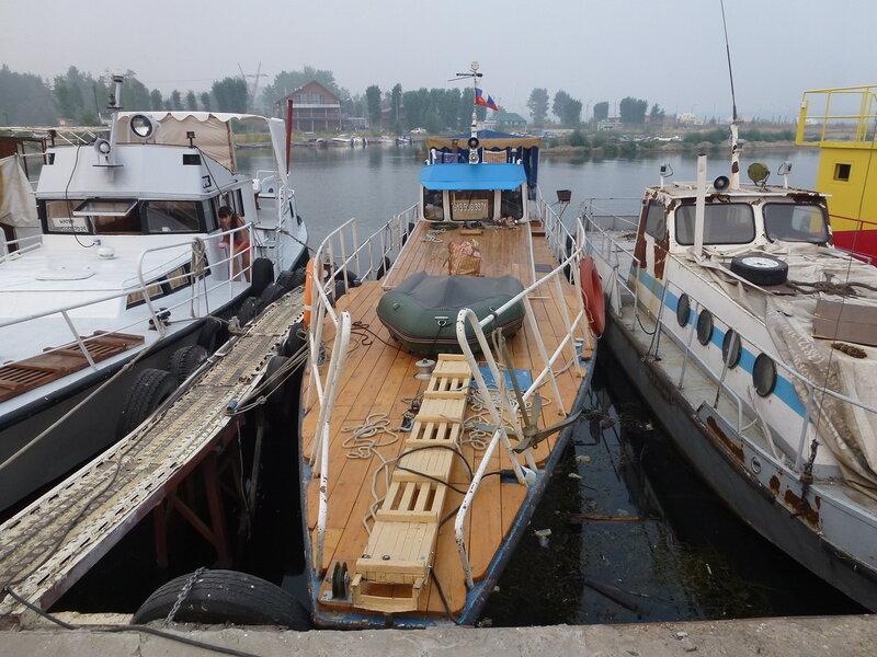 катера на обском  море Новосибирск