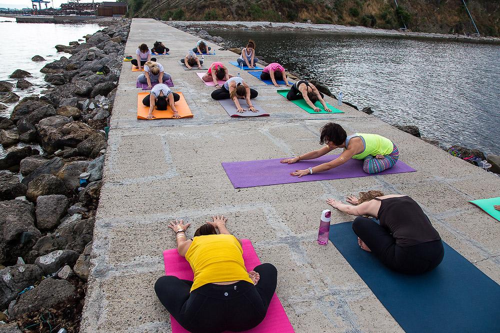 йога в анапе