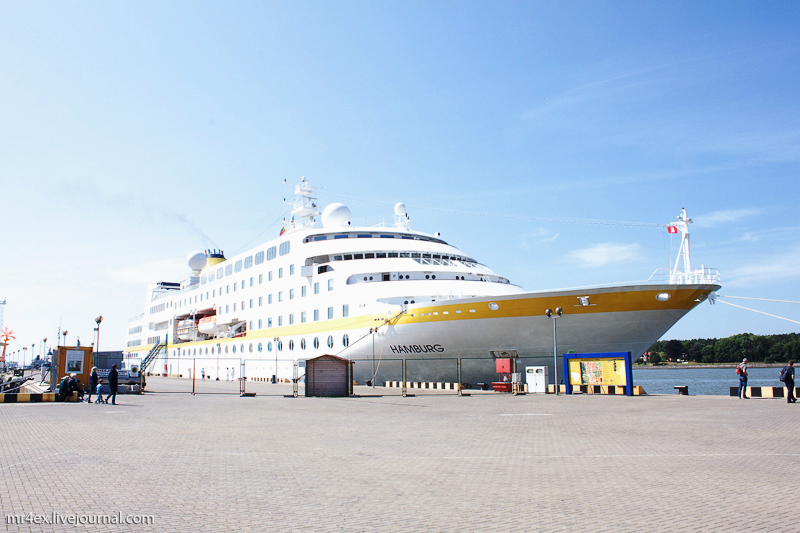 Клайпеда, порт