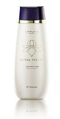 Royal Velvet Soothing Toner Смягчающий гель-тоник «Королевский бархат»