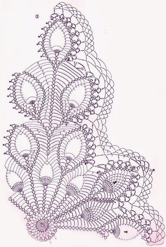1. Часть 1. Часть 2. снежинки крючком. эти схемы ажурных салфеток, связаных крючком, можно использовать для вязания...