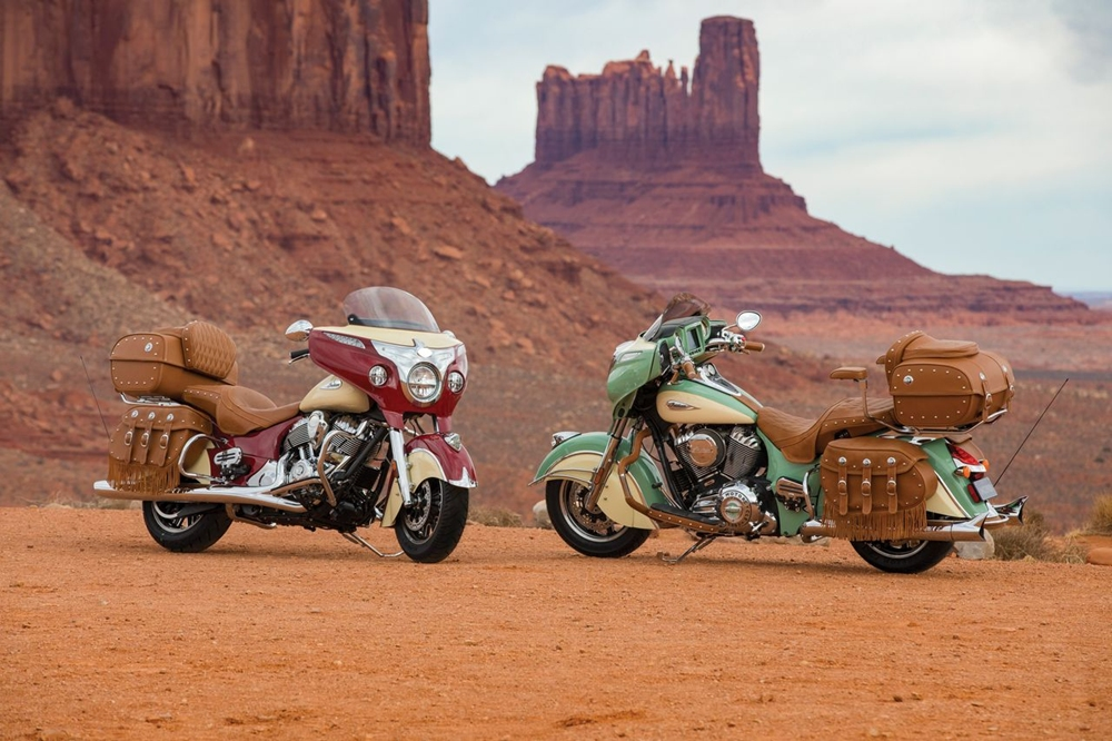 Фотографии Indian Roadmaster Classic 2017