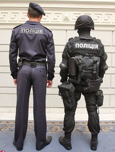 Українську міліцію планують перейменувати