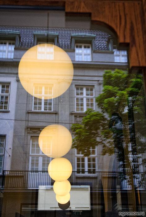 Абстракция 107136 (лампа, окно, отражение, светильник)