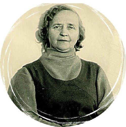 Щекотова Евгения Терентьевна, Кировская область, Шабалинский район