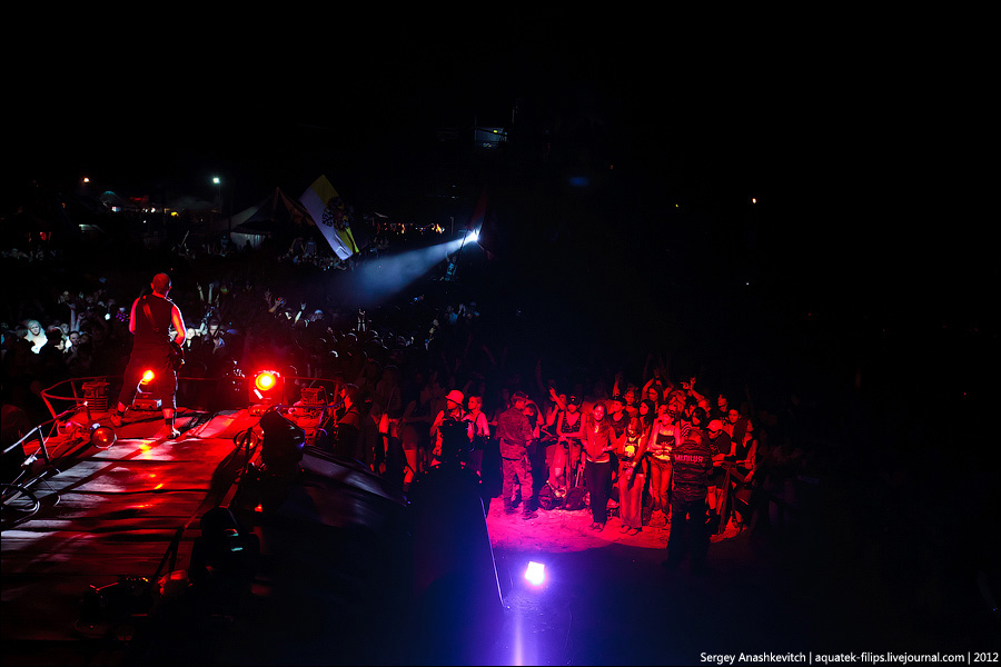 Байк-шоу 2012
