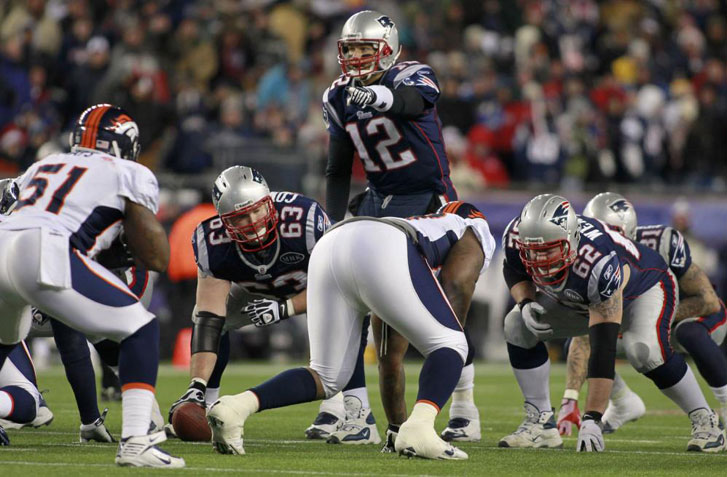 самые дорогие спортивные команды в мире - New England Patriots