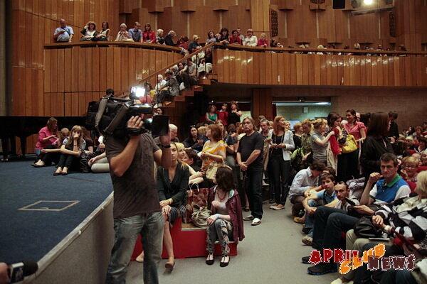 Церемония Закрытия Российских программ 34 ММКФ