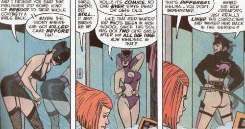 Бетман занимается сексом фото 797-21