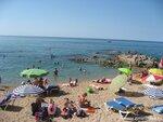 Испания. Ллорет Де Мар. Пляж