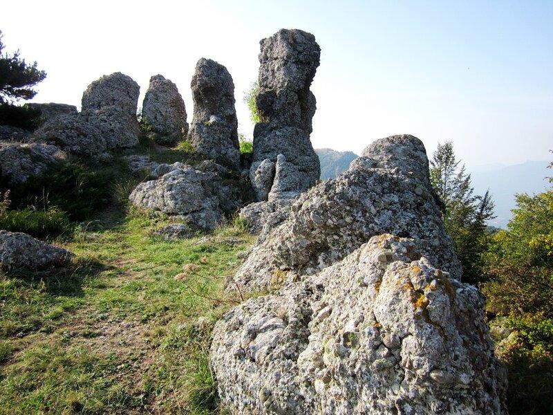 Каменные пальцы