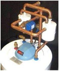 Комбинированный водонагреватель V125-2K26