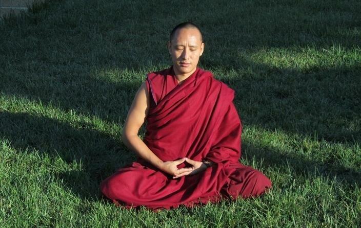 дзэнский монах