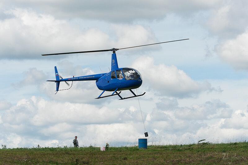 Robinson R44 Raven I (RA-04152) Аэросоюз DSC_2046