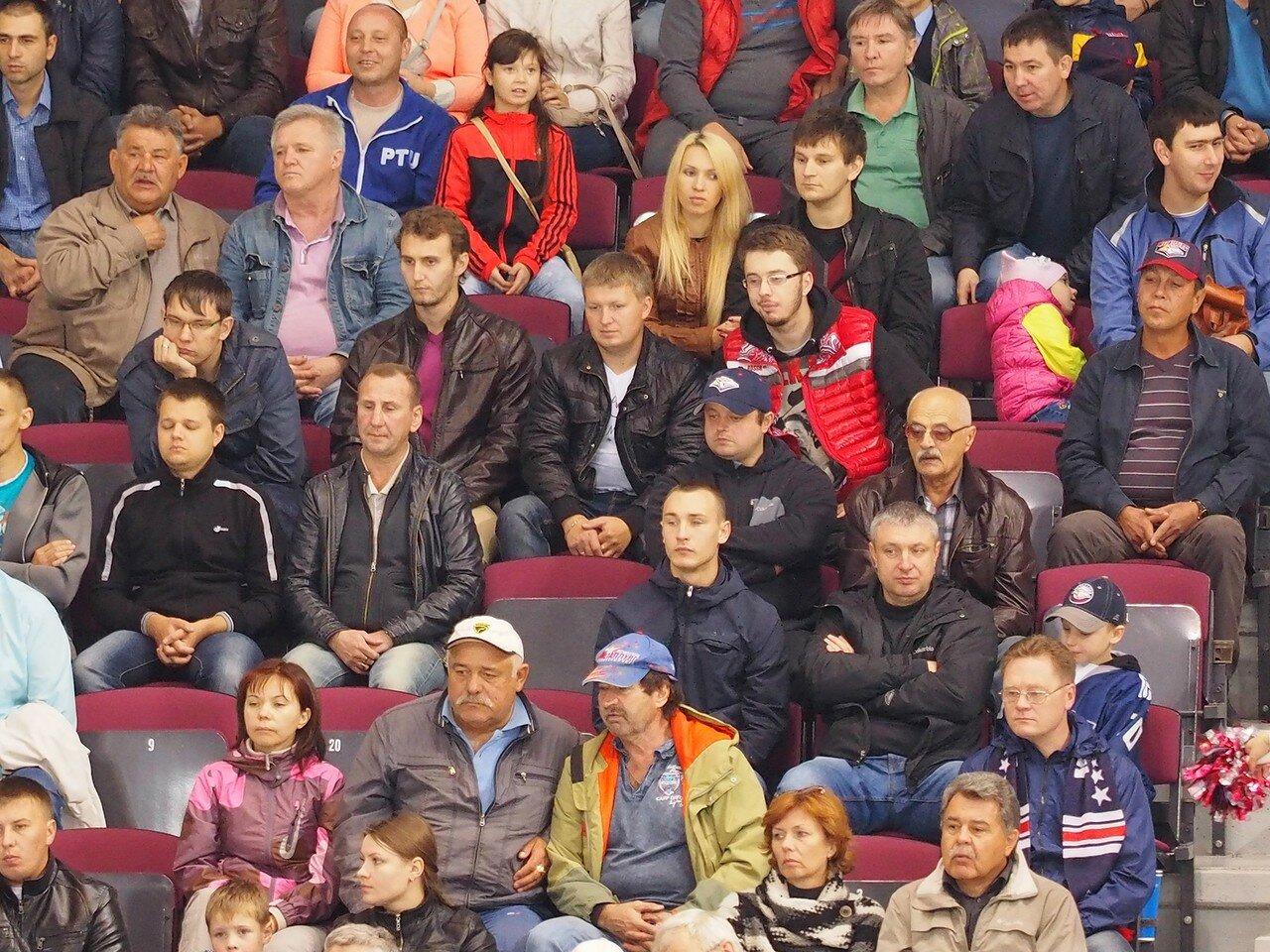 25Металлург - Сибирь 18.09.2015