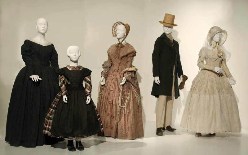 2012 Oscar® Costume Design Award Nominated Costume Designs