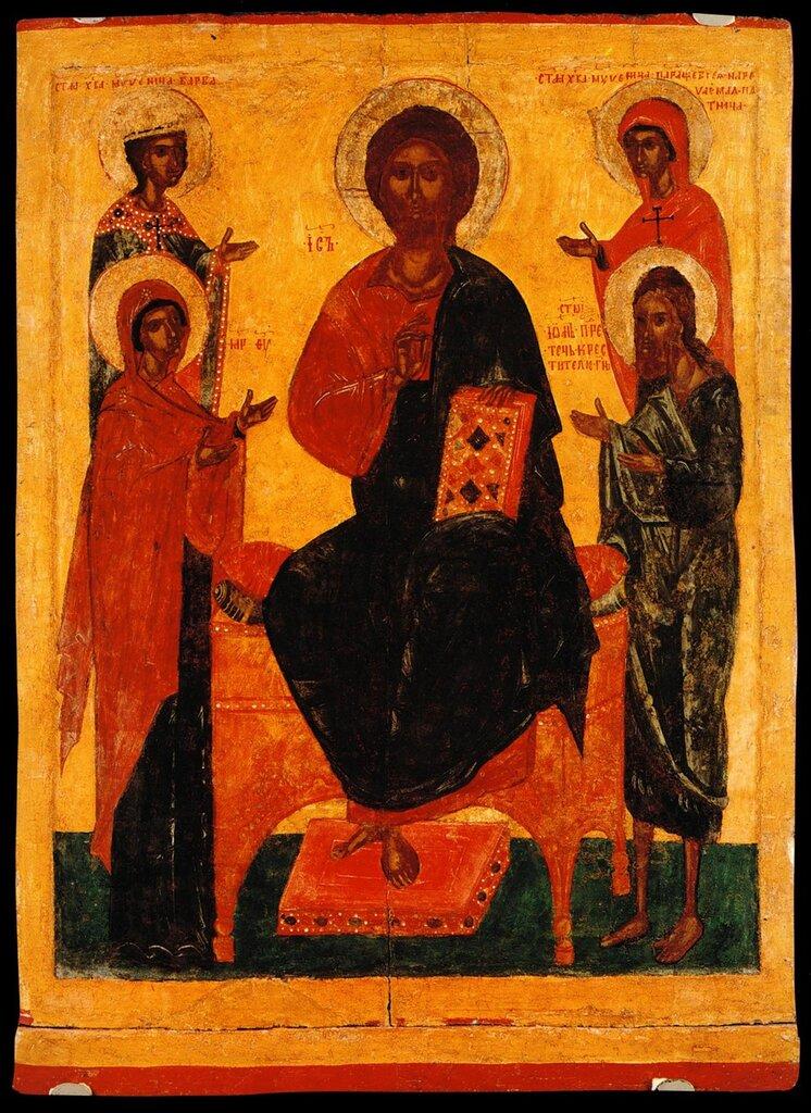 псковские иконы: