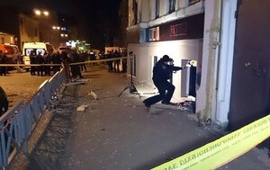 От взрыва в кафе в Харькове пострадали 11 человек