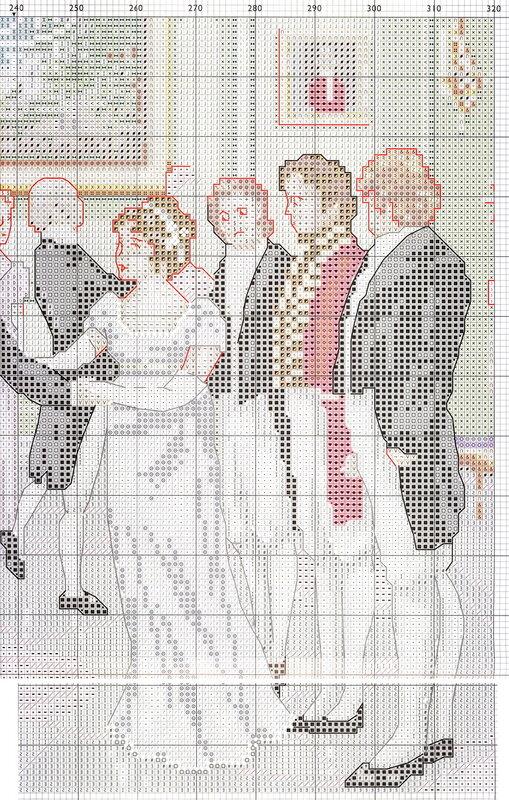 Gallery.ru / Фото #30 - Вышиваю крестиком ,Спецвыпуск 2008 - Marta09.
