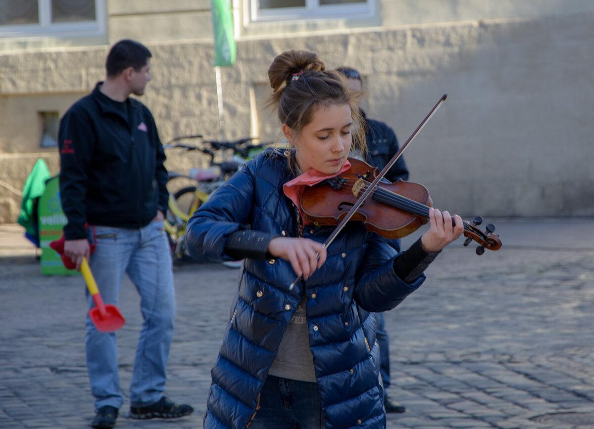 Львовская скрипка