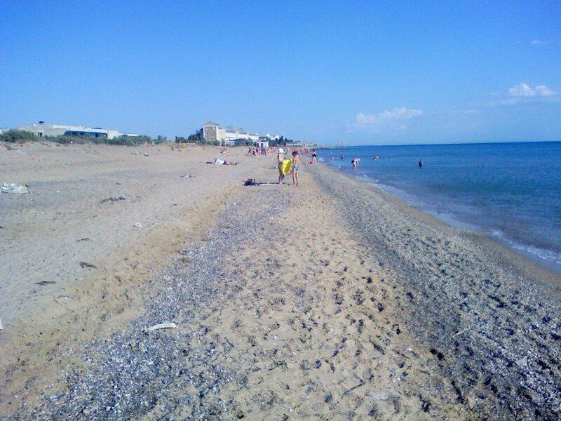 саки, пляжи