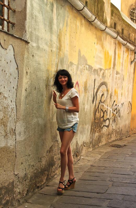 Проститутки В Генуи