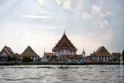 ват, храм в Бангкоке, Таиланд