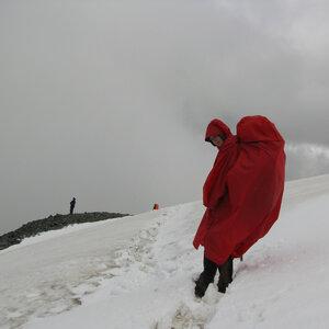 На перевале Каратюрек на Алтае