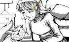 Игра раскраска девочки и кота и винкс рассказик