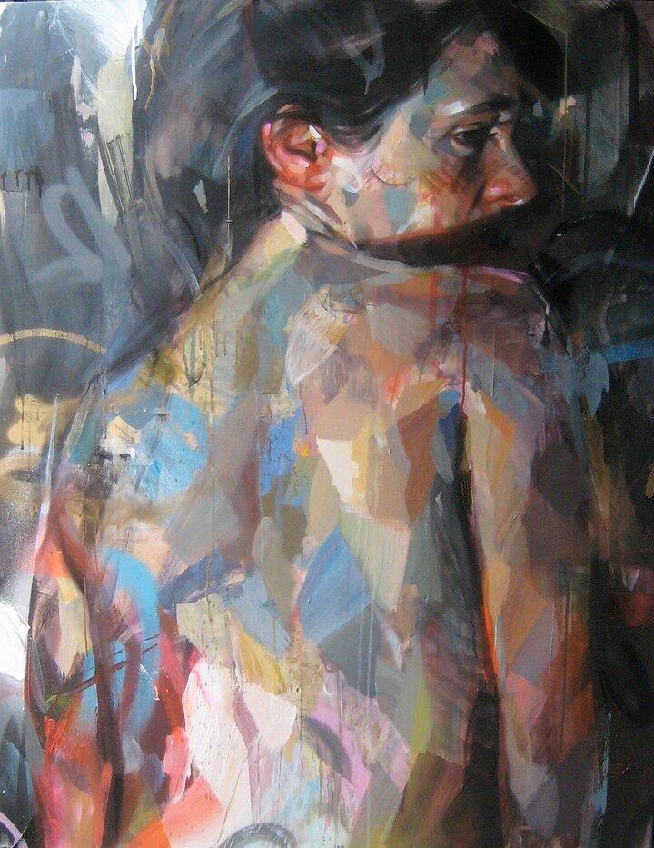 Vilcollet Pascal. Современный художник из Франции 9