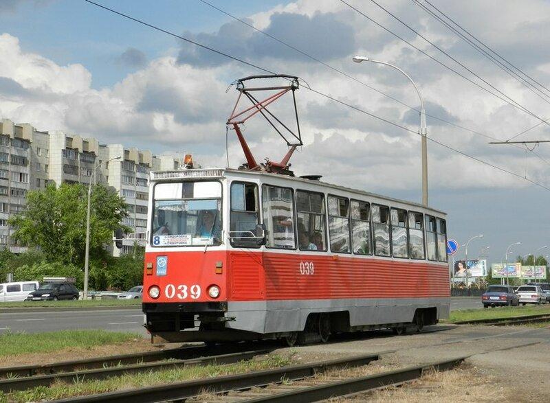 Трамвай в Набережных Челнах переходит в собственность города.
