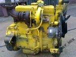 Двигатель Leyland Sycow SW266 SW 266