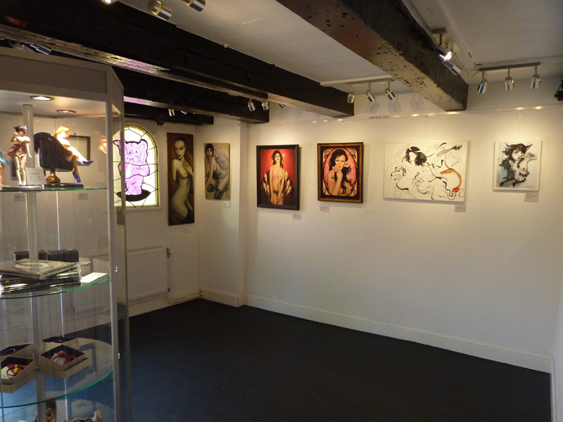 Амстердам член музей эротики