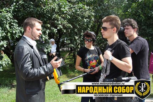 Дорош Андрей Анатольевич, руководитель Воронежской региональной организации ООД  «Народный Собор»;
