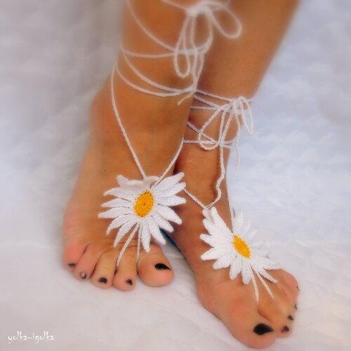 Украшение на ножки