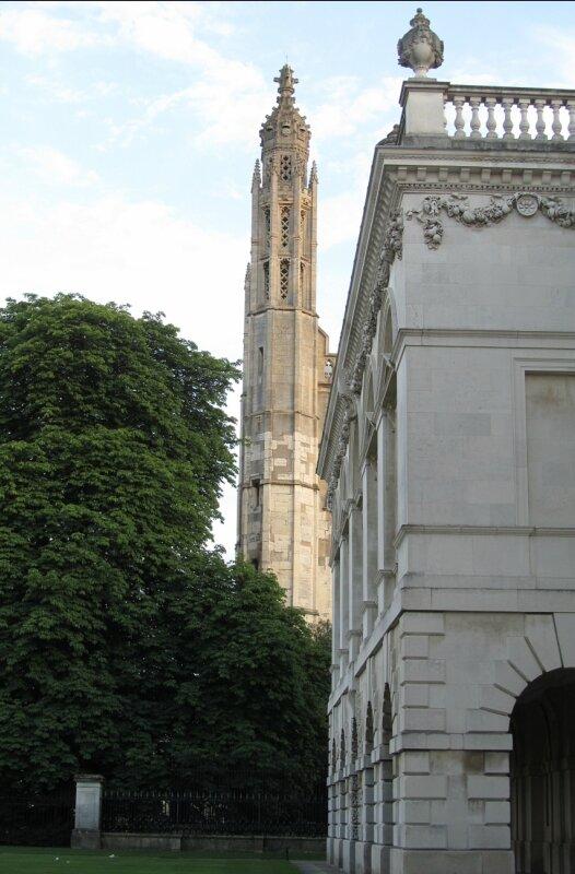 Капелла Королевского колледжа