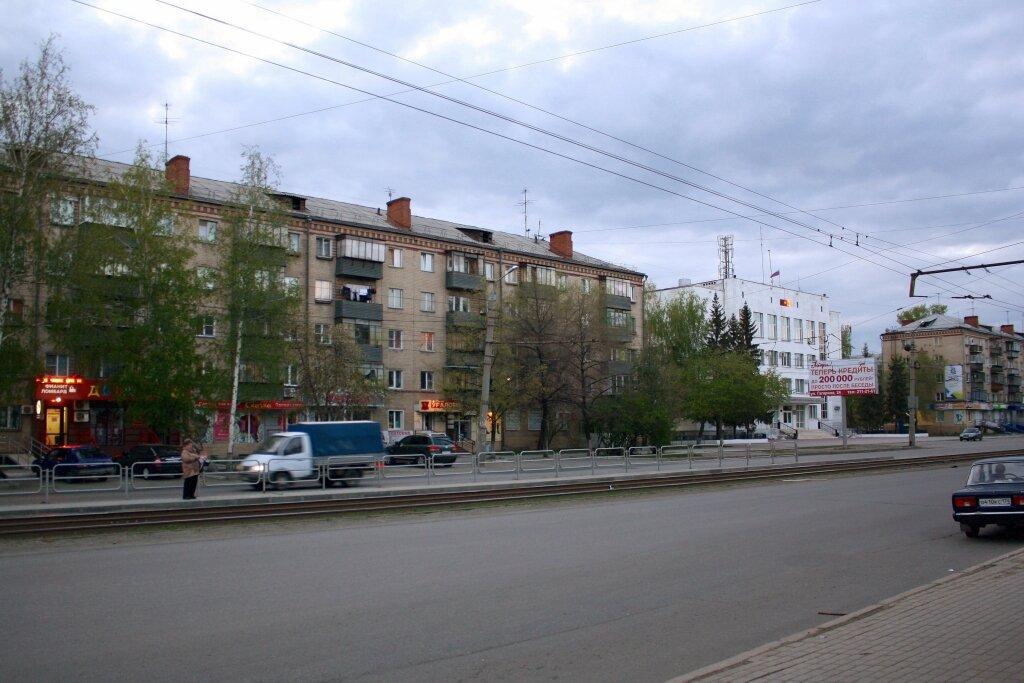 Челябинск. Ул. Гагарина. (4).JPG