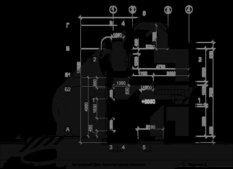 План второго этажа жилой дом с баней. Кирпичный жилой двухэтажный дом с эркером и балконом. Проект коттеджа на одну семью, 50 кв.м.