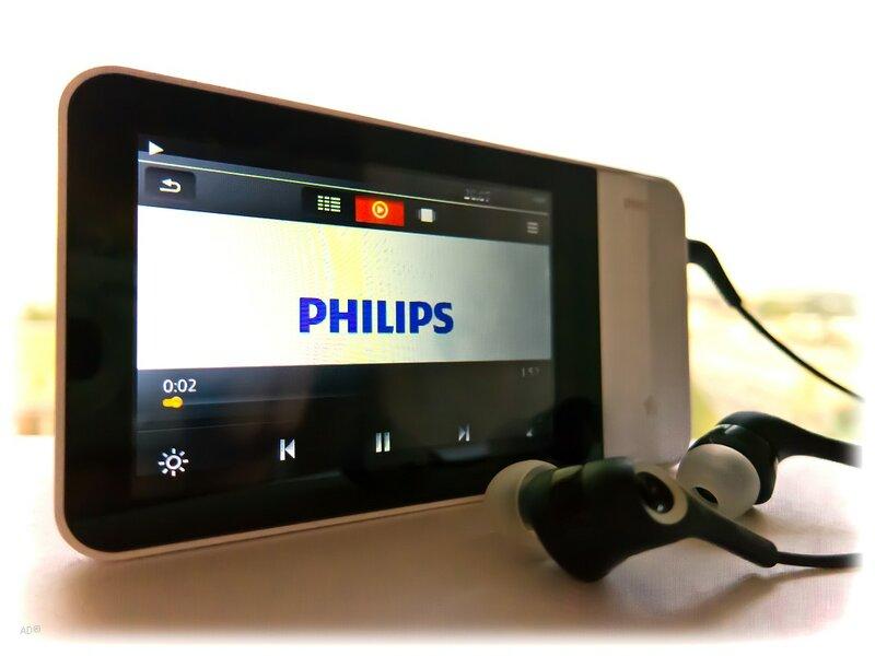 MP4-плеер Philips GoGear Muse