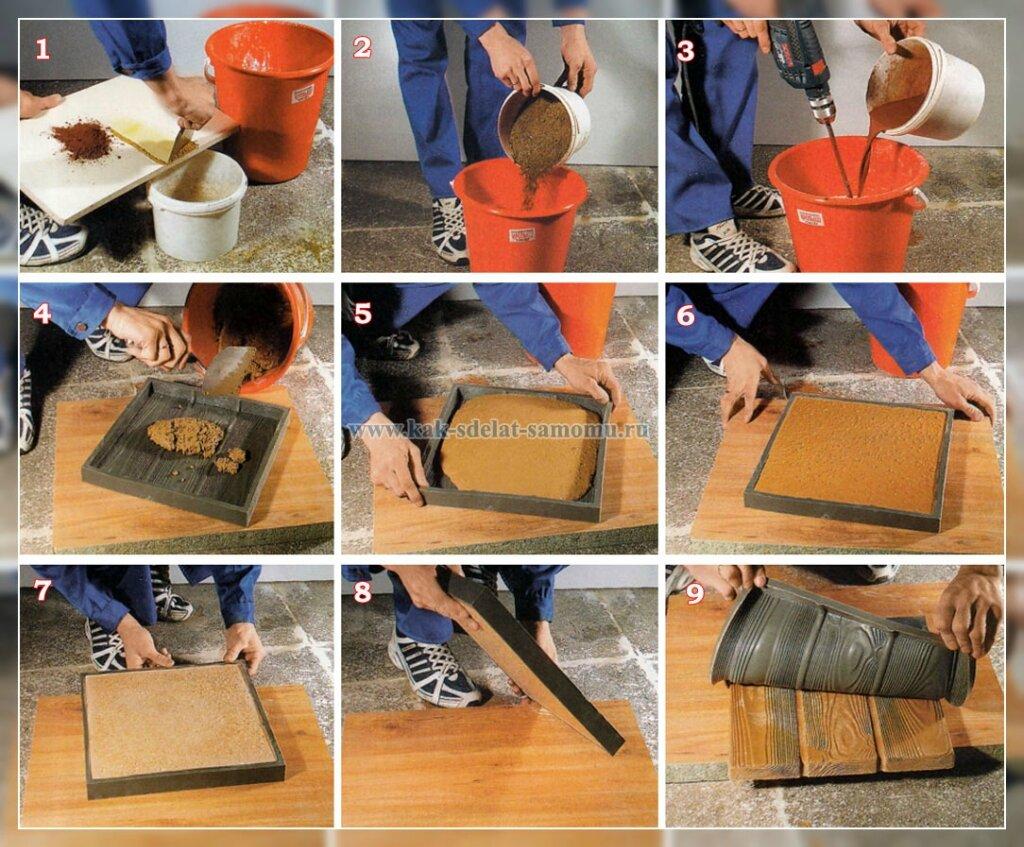 Купить форма для изготовления тротуарной плитНовогодние декоративные