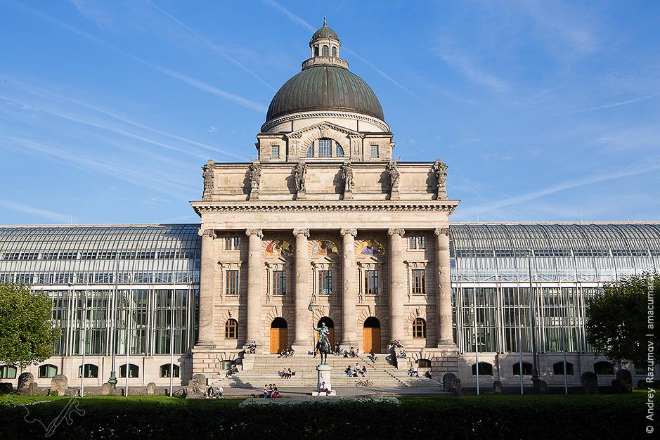 Германия. Мюнхен