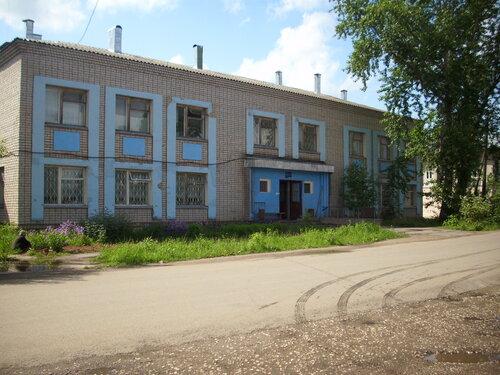Промышленность   и архитектура   Шабалинского района, Шабалинский район, Кировская область