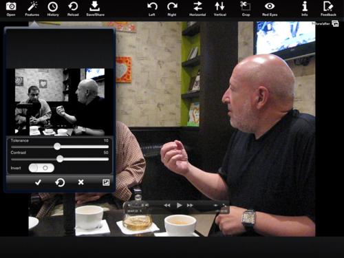 Thumba Photo Editor (iPad)
